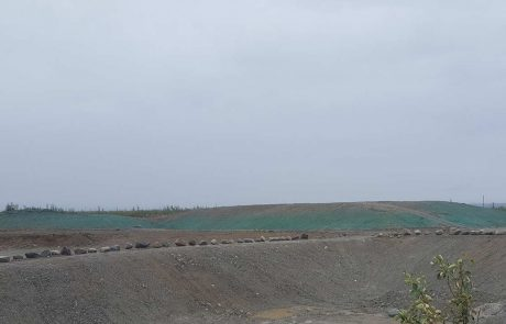 Hyrdo Seeding reclamation