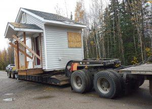 house hauling